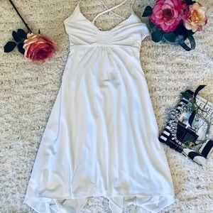 Victoria's Secret White summer dress